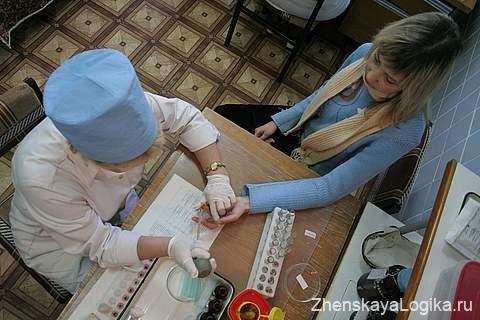 Анализ крови: как пройти эту «головокружительную процедуру»