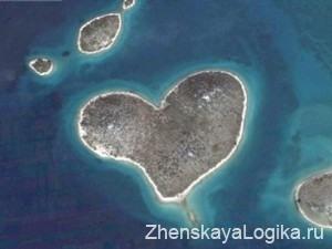 Остров влюблённых – Валентинка этого года