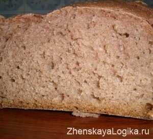 хлеб из красного вина
