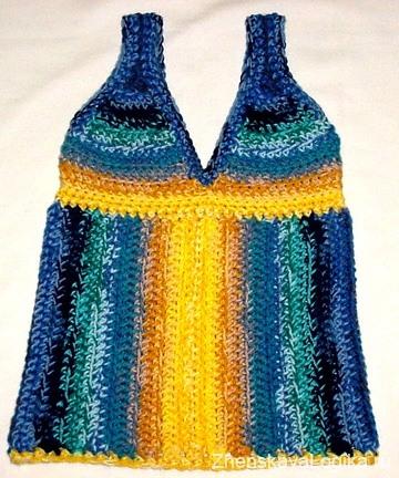 77408b7e8745 Женская Логика — Вязаные сумки, топы… штаны, трусы…