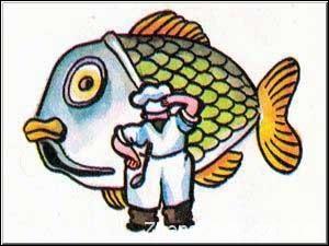 Рыба в здоровом рационе