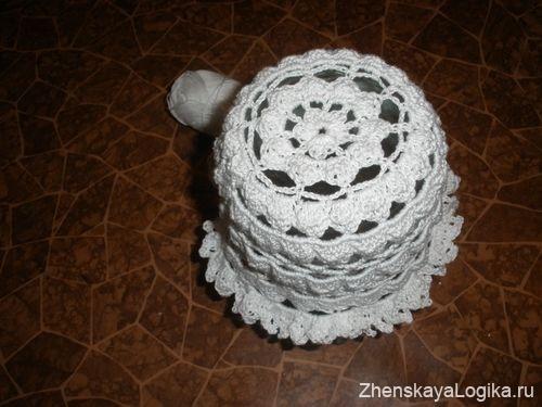вышивка крестом наборы сотвори +сама.  Схема для вязания крючком панамки для малыша.