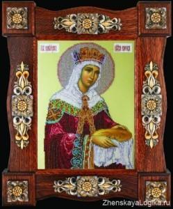 vishivka ikon