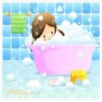 Развитие ребенка во время купания