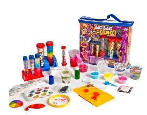 Детские химические наборы: наши отзывы
