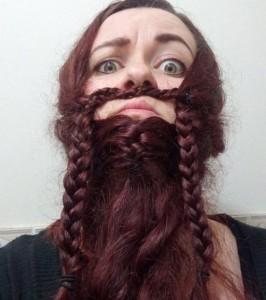 Бородатые женщины: новая мода Интернета