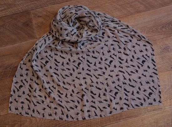Покупки на Алиэкспресс: кофточки и шарфик