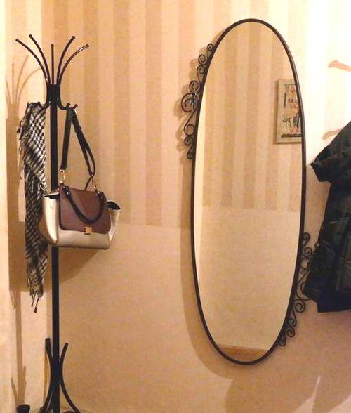 Утягивающее зеркало из Икеи - для тех, кто хочет выглядеть стройнее