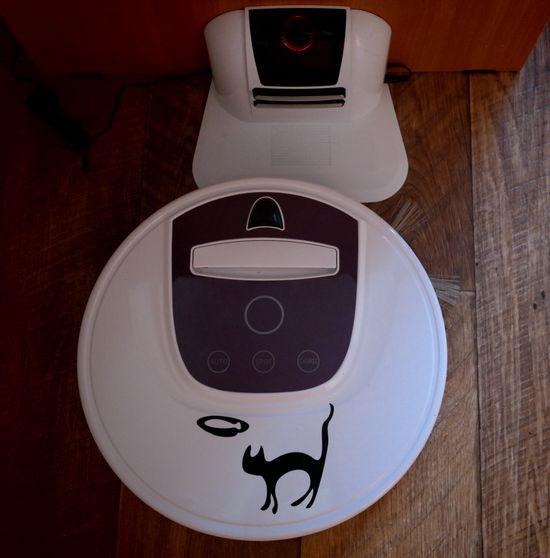 Робот-пылесос и наш отзыв о нём