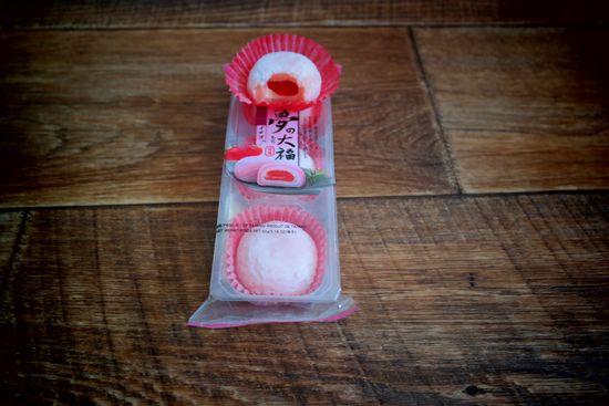 Отзыв о магазине Фудзи-сан или Ложка дёгтя в бочку японских сладостей