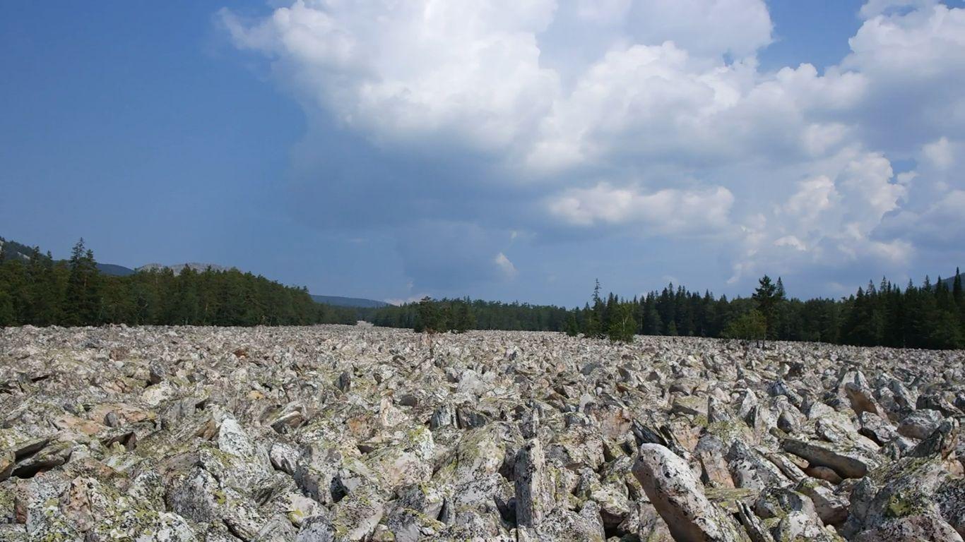 И снова Каменная река