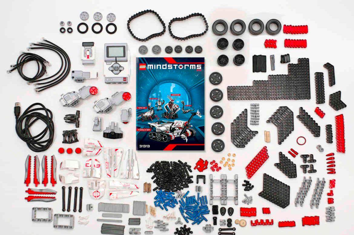 Мозговзрывательный конструктор Лего Майндстормс - наш отзыв