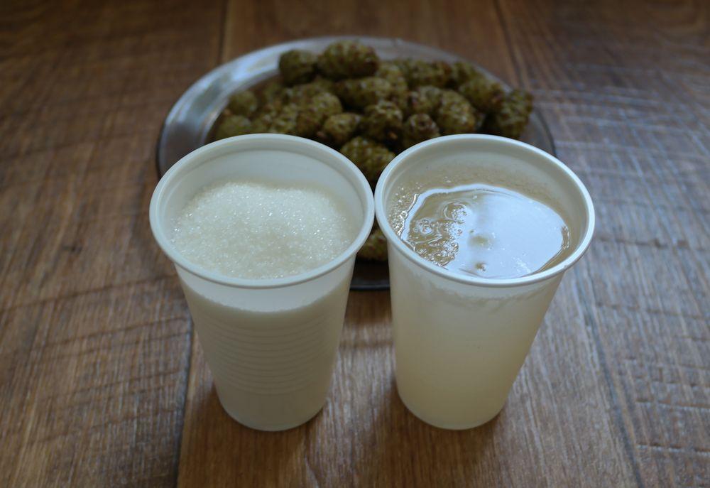 Варенье из шишек: рецепт и свойства