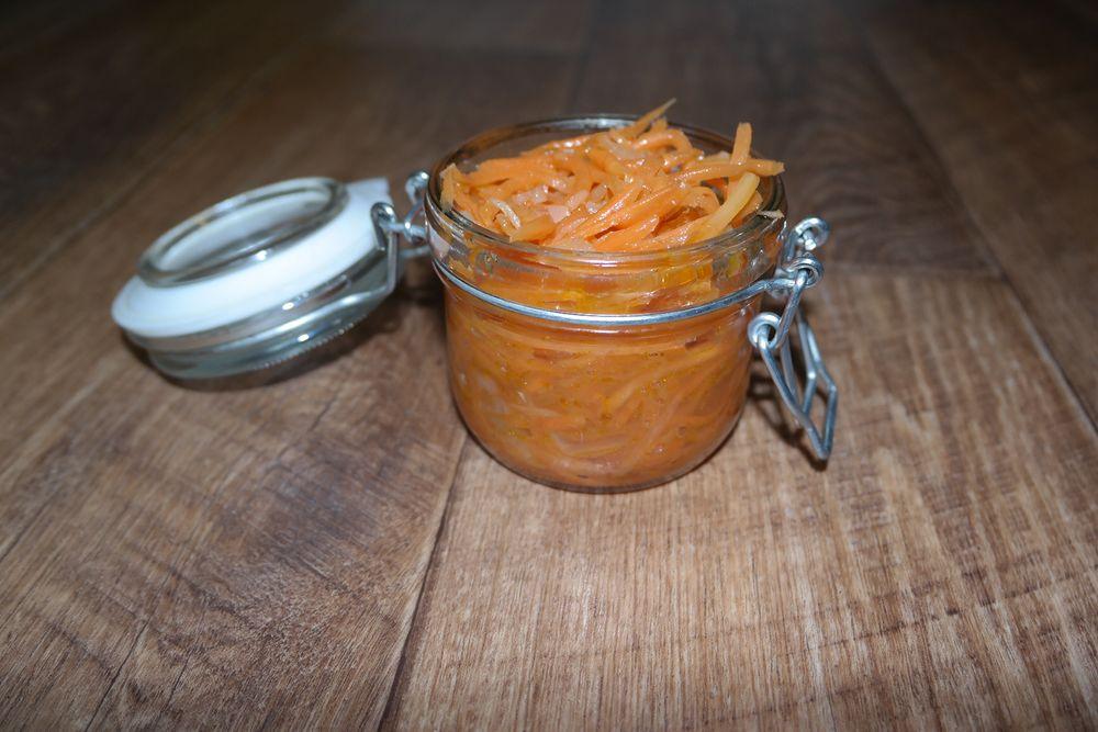 Морковча как в Ташкенте: рецепт
