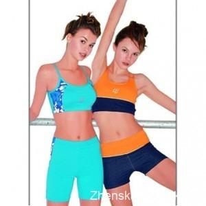 Натуральные и искусственные ткани для спортивной одежды