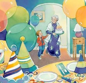 Чем порадовать бабушку в день рождения