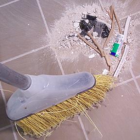 Уборка и ремонт