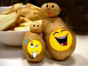 Анекдоты про картошку