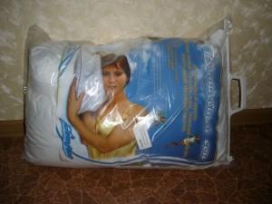 Покупки в интернет магазинах: ортопедическая подушка