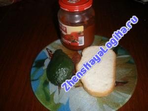 Мой любимый бутерброд