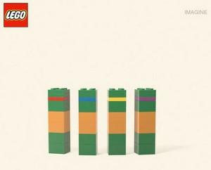 Загадочные картинки: мультфильмы от Лего