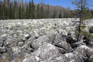 Таганай: Каменная река